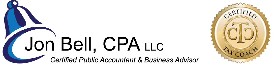 Jon Bell, CPA LLC Logo